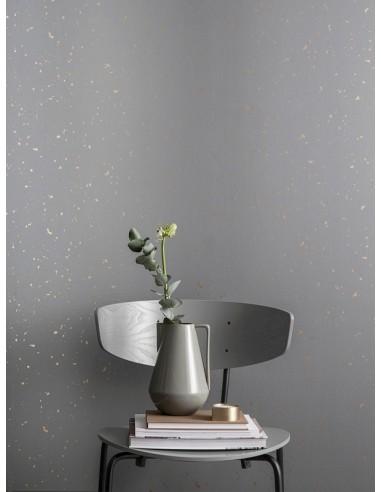 Tapeta Ferm Living Confetti Grey + KLEJ