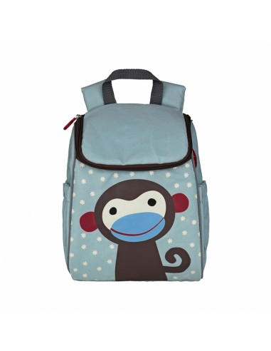 Niebieski plecak małpka Kalle Franck & Fischer