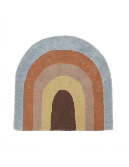 Wełniany dywan OYOY Tęcza Rainbow