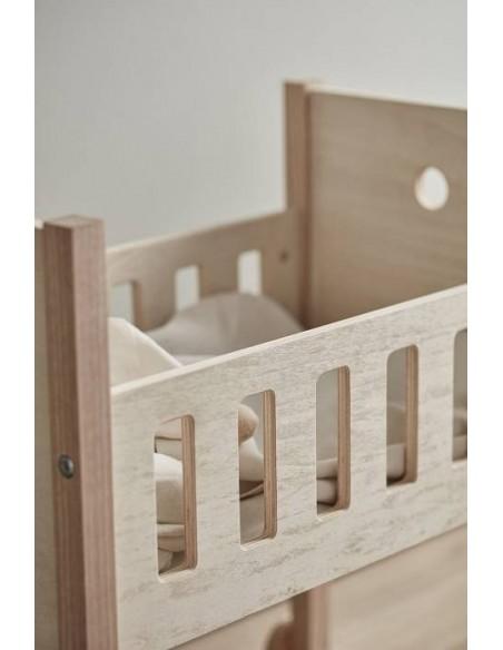 Łóżeczko dla lalek z pościelą Kids Concept