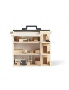 Drewniany domek dla lalek Kids Concept