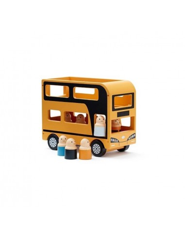Autobus drewniany Aiden Kids Concept